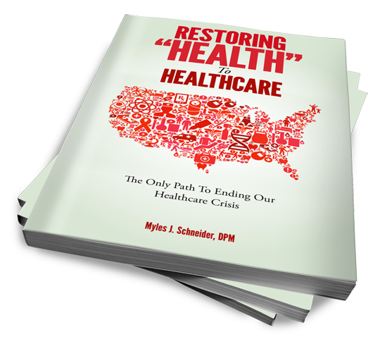 Restoring Health to Healthcare Imge